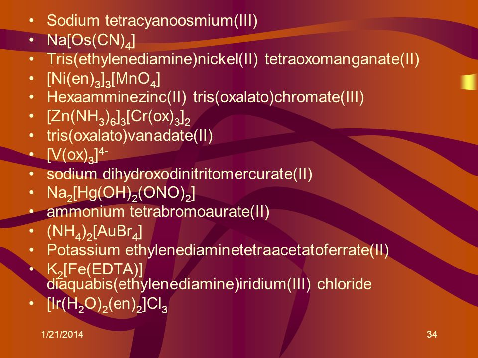 Sodium tetracyanoosmium(III) Na[Os(CN)4]